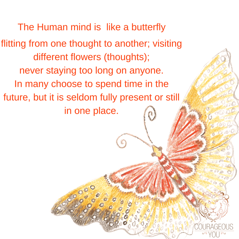 Habits of The Butterfly Mind| Mindfulness