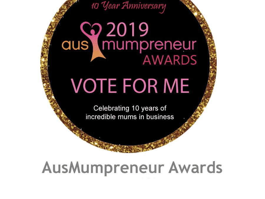 Finalist of the Ausmumpreneur Awards